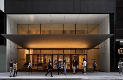 Το ΙΣΝ στηρίζει το Ανανεωμένο Μουσείο Μοντέρνας Τέχνης της Νέας Υόρκης