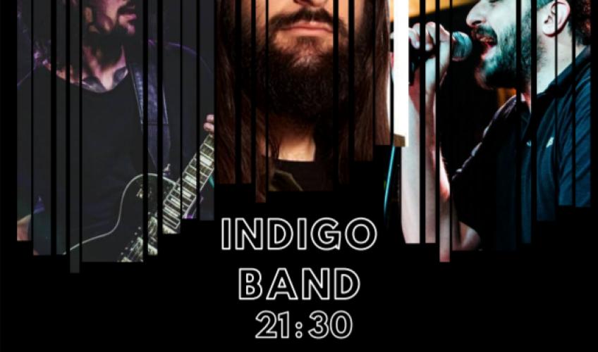Θεσσαλονίκη: Indigo BAND LIVE στο Ombrela