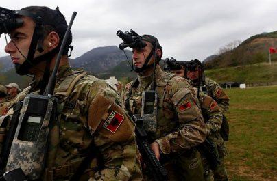 Η Τουρκία δίνει 16,5 εκατ. ευρώ στον Αλβανικό στρατό