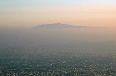 40 χρόνια μετά η Αθήνα καθάρισε από το νέφος λόγω κορωνοϊού