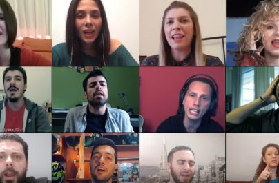 40 καλλιτέχνες της Θεσσαλονίκης ενώνουν τις φωνές τους