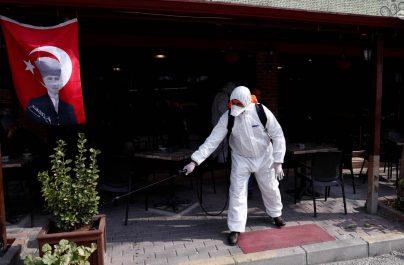 Τουρκία: Πάνω από 40.000 τα κρούσματα κορωνοιού