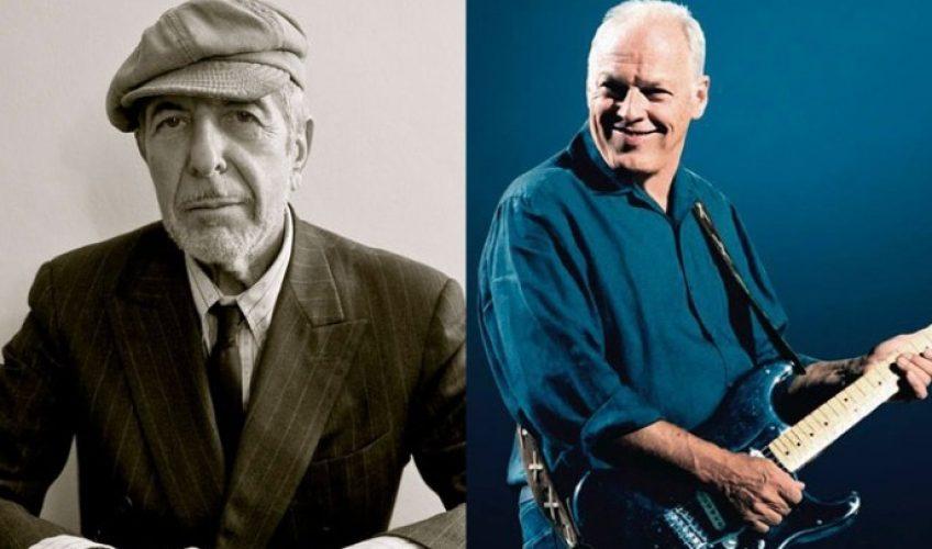 Η Ύδρα του Leonard Cohen με μουσική από τον David Gilmour