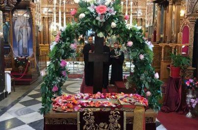 13 συλλήψεις στον Ιερό Ναό Αγίου Νικολάου στον Κορυδαλλό
