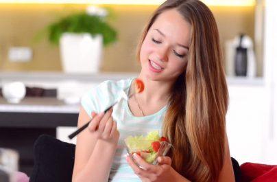 Εφηβική διατροφή και υγεία