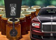 Η Rolls-Royce δεν παράγει αυτοκίνητα. Μόνον μέλι.