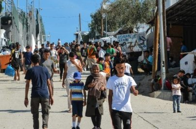 Κιλκίς: Διαμαρτυρία κατοίκων για τη φιλοξενία μεταναστών σε ξενοδοχείο