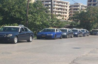 Ελεύθερη κυκλοφορία ΤΑΧΙ στις λεωφορειολωρίδες της Θεσσαλονίκης