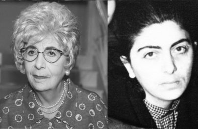 Μαρία Φωκά. Η γνωστή ηθοποιός που καταδικάστηκε σε ισόβια για κατασκοπεία, μαζί με τον Μπελογιάννη..