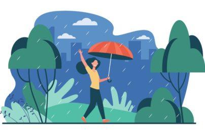 Ηλιοφάνεια και τοπικές νεφώσεις σήμερα – Που αναμένονται βροχές
