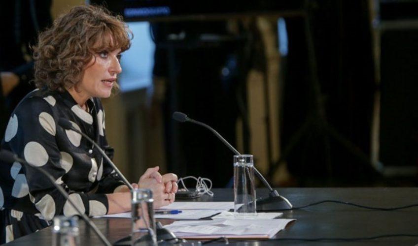 Οι πρώτες δηλώσεις της νέας καλλιτεχνικής διευθύντριας του Εθνικού Θεάτρου, Έρις Κύργια