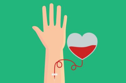 Εθελοντική Αιμοδοσία την Κυριακή 14 Φεβρουαρίου 2021 στην Θεσσαλονίκη