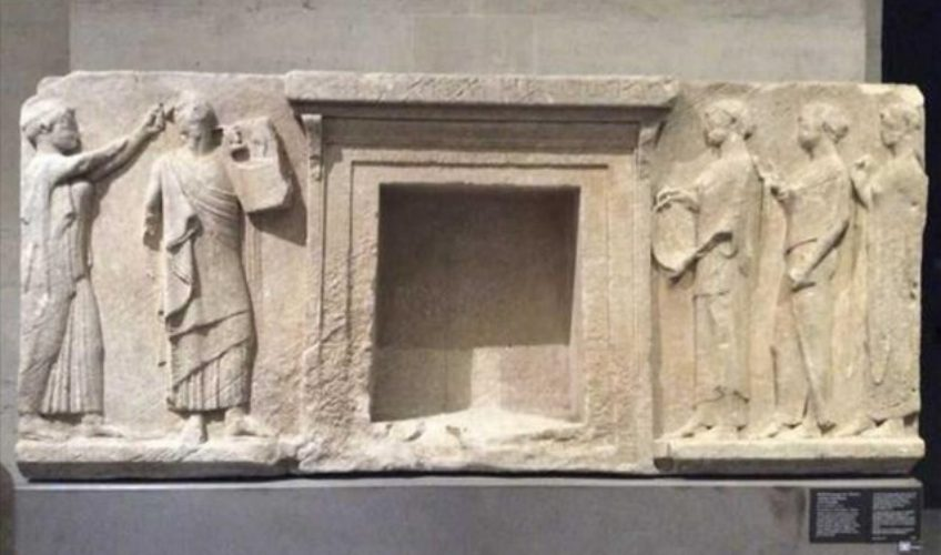 Αντίγραφα αρχαιοτήτων της Θάσου παραδόθηκαν από το Λούβρο στο ομώνυμο Μουσείο