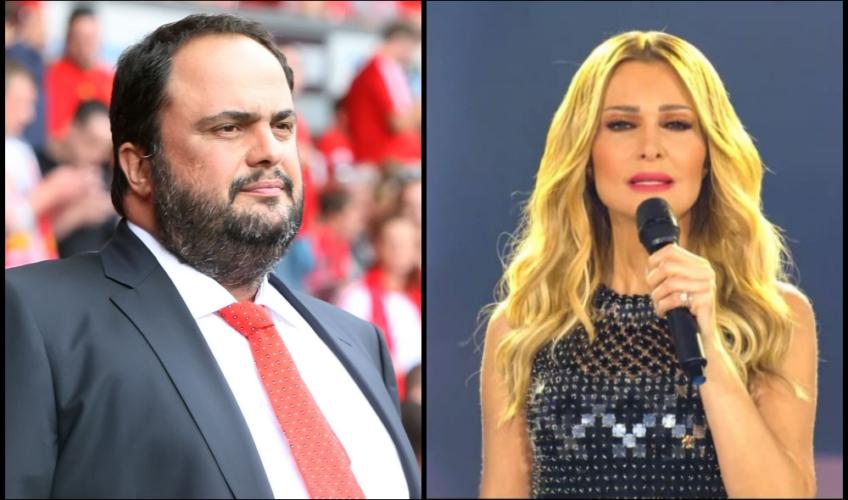 Ο Βαγγέλης Μαρινάκης, έγραψε τους στίχους στο νέο τραγούδι της Νατάσας Θεοδωρίδου
