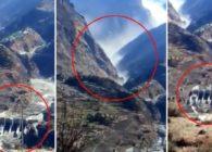 Ινδία: Κατέρρευσε τμήμα παγετώνα των Ιμαλαΐων – Αγνοούμενοι 150 εργάτες