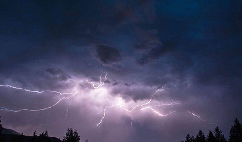 Έρχονται επικίνδυνες καταιγίδες